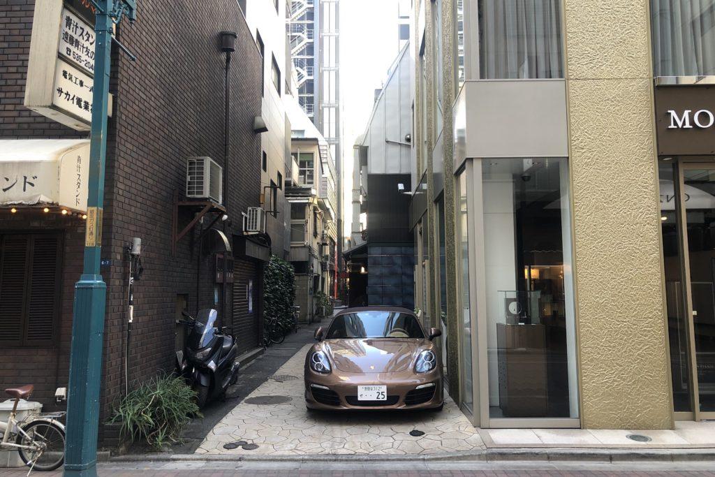 Porsche Boxster 2019/01/09